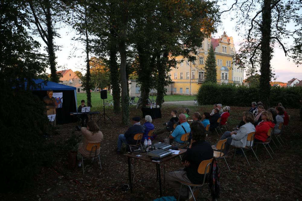 Mailand / Innenhof Wolfgang Zeuner-Rosenthal Live